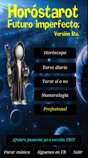 Horóstarot. Horóscopo y tarot