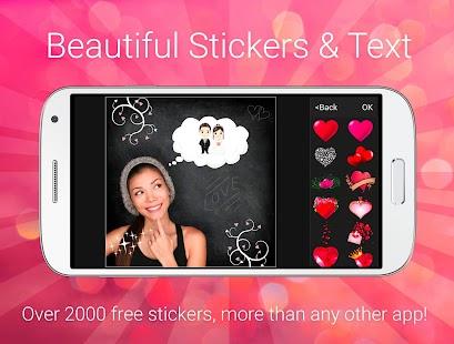 piZap Photo Editor, Design Tool, Collages & MEMEs Screenshot