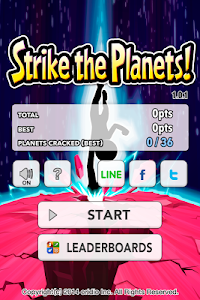 Strike The Planets! v1.3.0