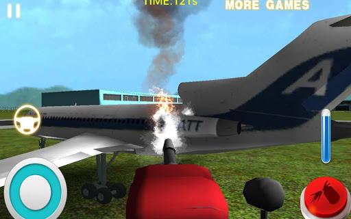 玩模擬App|空港消防車シミュレータ免費|APP試玩
