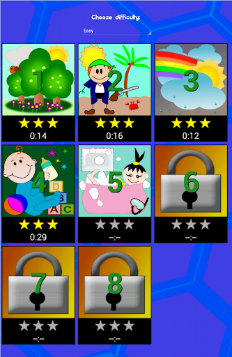 Kids Slide Puzzle 1.9 screenshots 11