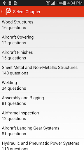 Screenshot for Prepware Airframe in Hong Kong Play Store