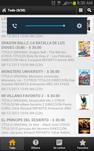 ESTRENOS CINE EN DVD- screenshot thumbnail