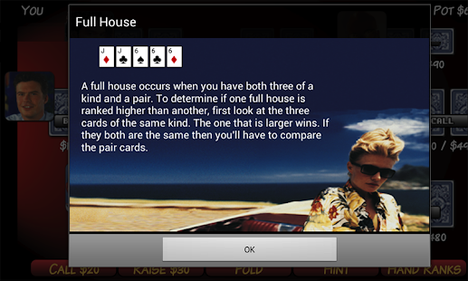 Play Texas Hold'm (mobile ed)- screenshot thumbnail