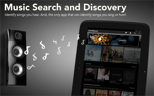 SoundHound ∞ Music Search Screenshot 16