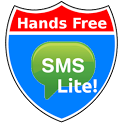 Hands-Free SMS Lite icon