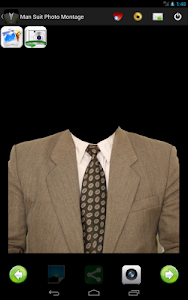Man Suit Photo Montage v2.0.1