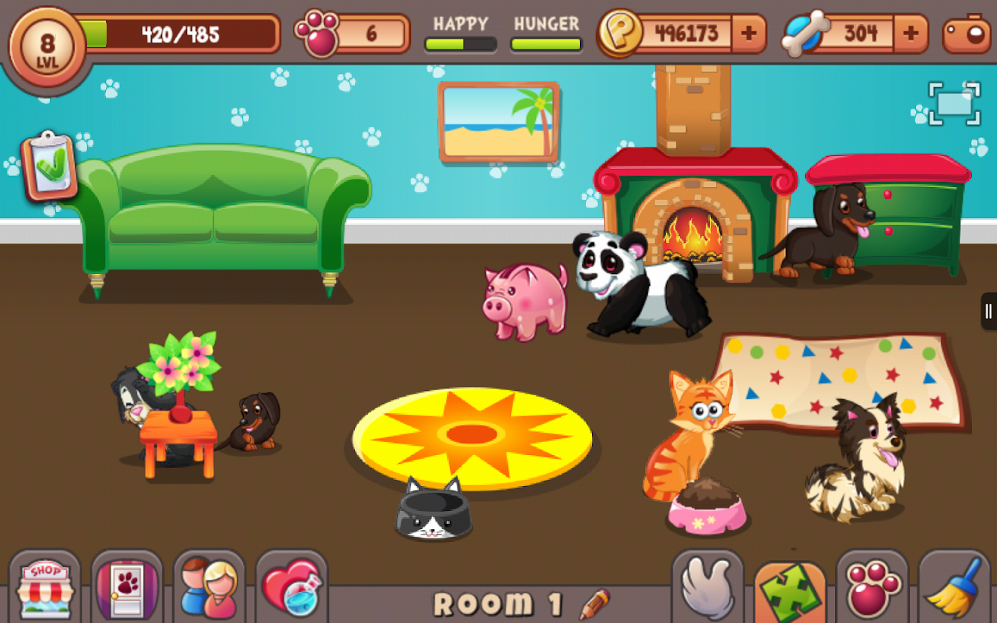 Lovely Pets- screenshot
