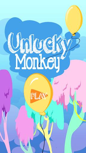 【免費街機App】Unlucky Monkey-APP點子