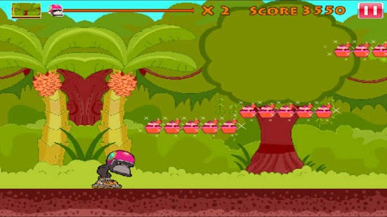 Monkey Run - screenshot thumbnail