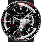 Tacho 360 Watch Face -Moto 360