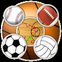 6 Sports Clipboards&Scoreboar icon