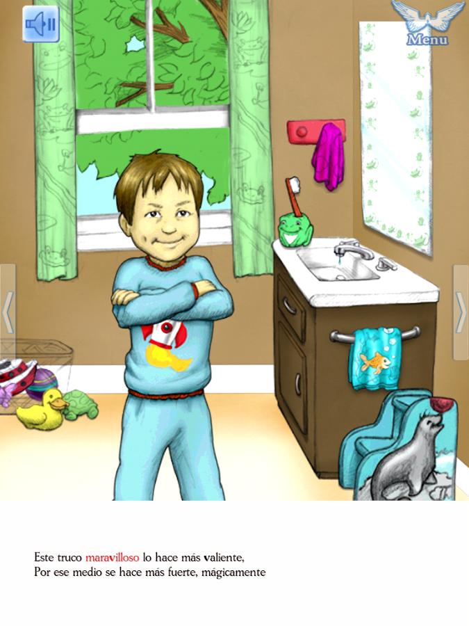 Luca Aprende a Cepillar - screenshot