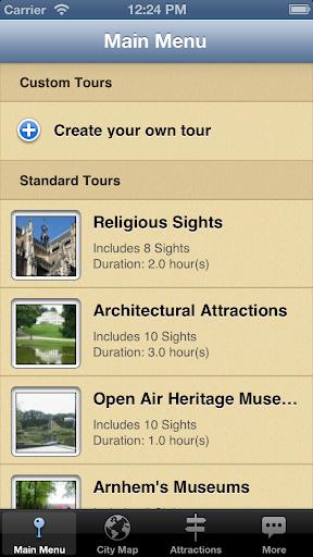 免費旅遊App|Arnhem Map and Walks|阿達玩APP