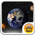 Galaxy Planet Theme icon