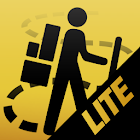 Backpacker GPS Trails Lite icon