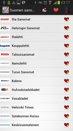 Suomen Sanomalehdet ja uutiset