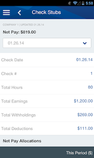 Paychex Flex- screenshot thumbnail