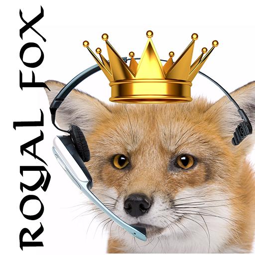 Royal Fox LOGO-APP點子