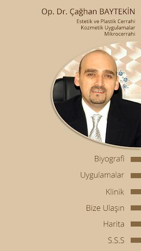 Op. Dr. Çağhan Baytekin