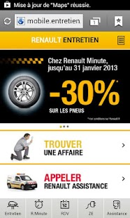 Renault Service- screenshot thumbnail