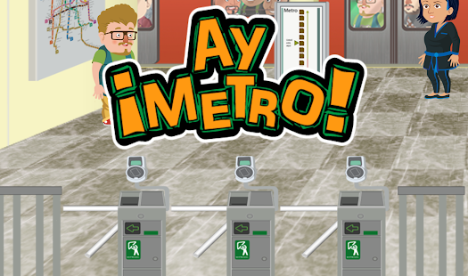 ¡Ay Metro!- screenshot thumbnail