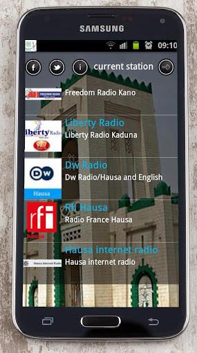 Hausa Radio Stations