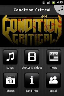 Condition Critical - screenshot thumbnail