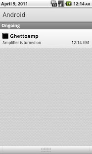 Ghettoamp - screenshot thumbnail
