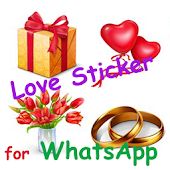 Love Sticker for WhatsApp