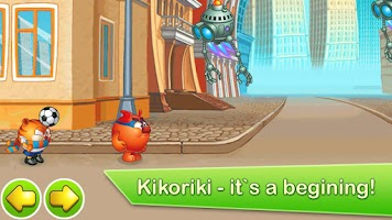 Screenshot of KiKORiKi: Platformer