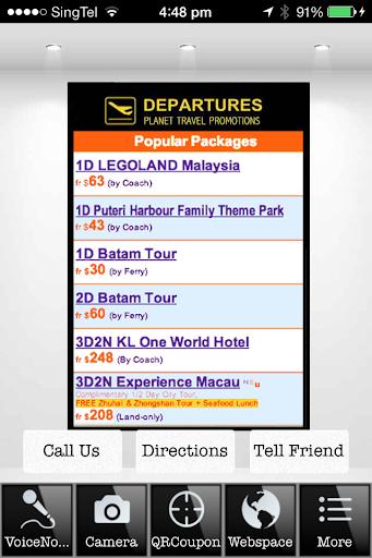 Planet Travel Pte Ltd