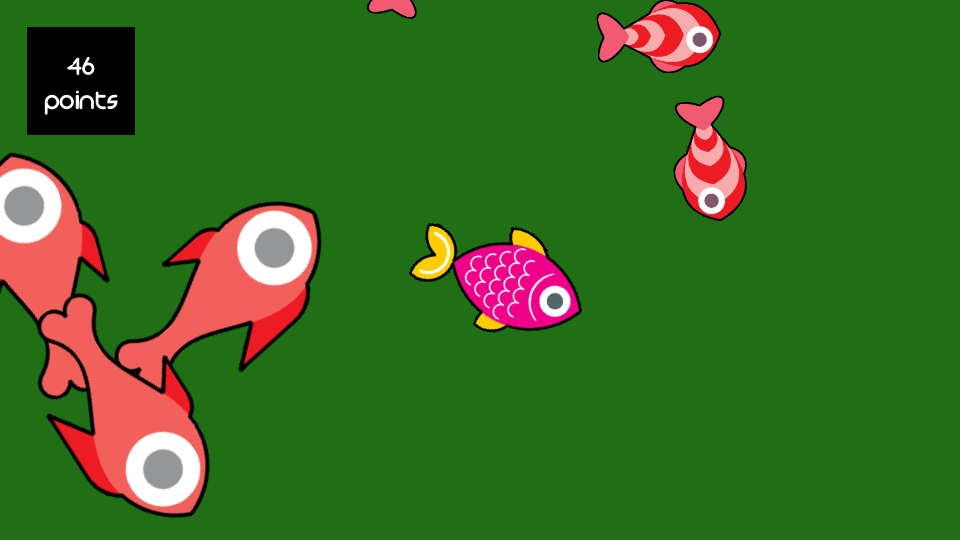 No brain piranha revenge android apps on google play for Angry fish sushi