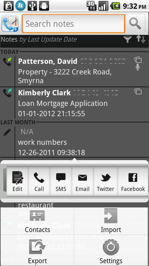 TalkNotes Plus - screenshot