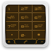 exDialer Cyber theme 1.2 Icon