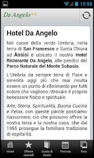 Hotel Ristorante Da Angelo - screenshot thumbnail