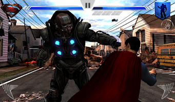 Screenshot of Man of Steel