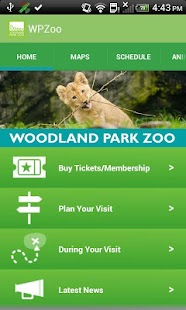 Woodland Park Zoo- screenshot thumbnail