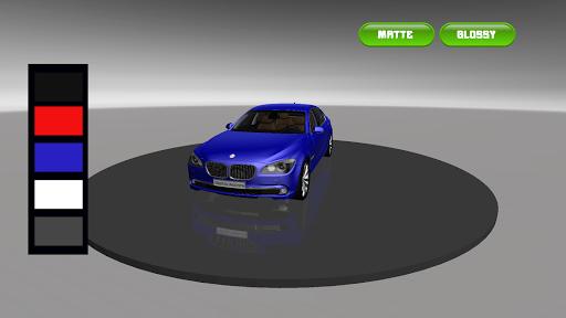3D Car Visualizer