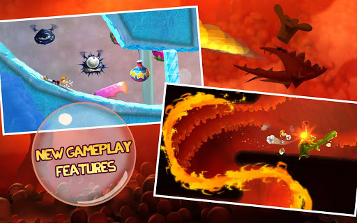 Rayman Fiesta Run screenshot 11