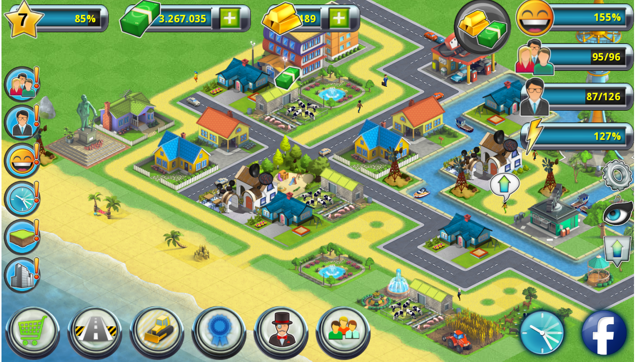 City island 2 building story sim town builder android for Builder online
