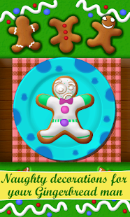 Gingerbread Maker - screenshot thumbnail