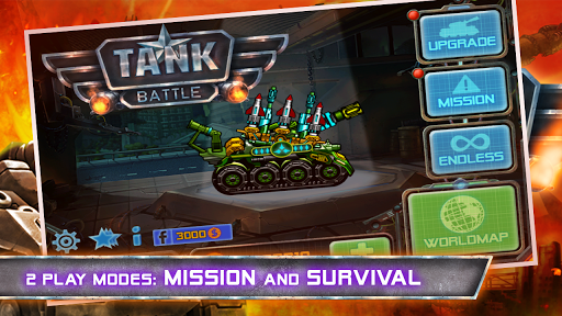 Tank Battle SD version
