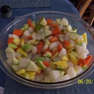 Turnip Salad.