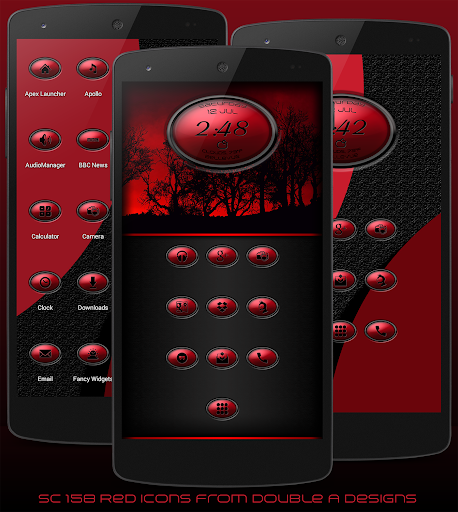 SC 158 Red