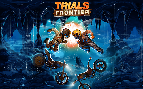 Trials Frontier - screenshot thumbnail