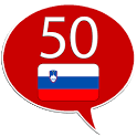 Learn Slovenian - 50 languages icon