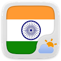 Hindi Language GO Weather EX icon
