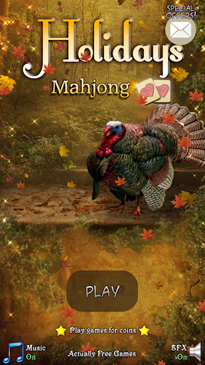 Hidden Mahjong: Holidays