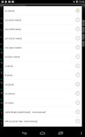 Screenshot of UnitConverterFree  byNSDev
